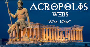 Acropolis Web Services- Websites, Upgrades, Tutoring, Graphics at affordable prices. How can we help?